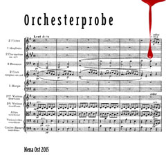 Orchesterprobe small cover